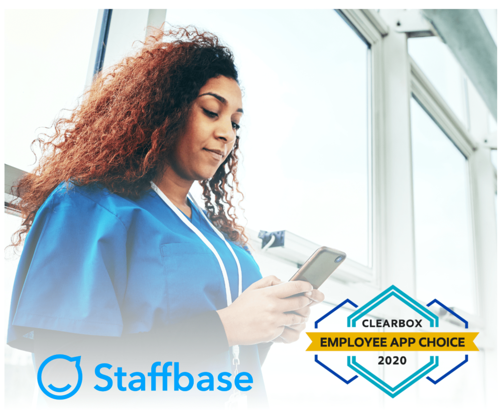 Staffbase Clearbox Employee App Choice Award
