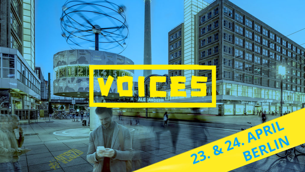 Voices Teaser 2020